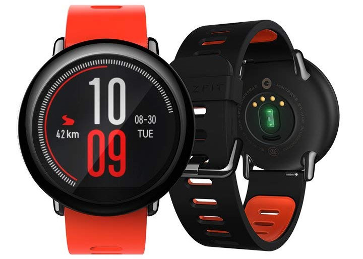 GPS smartwatch multisport
